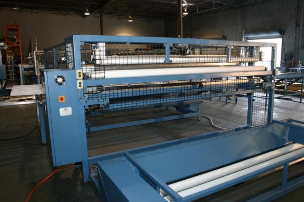 BC-2000 Panel Cutting Machine