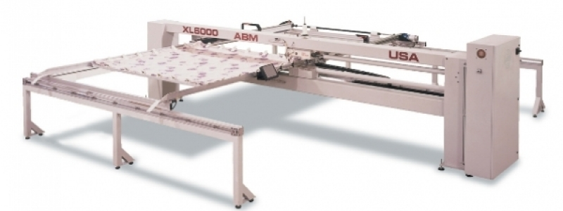 XL-6000 Single Needle Quilting Machine